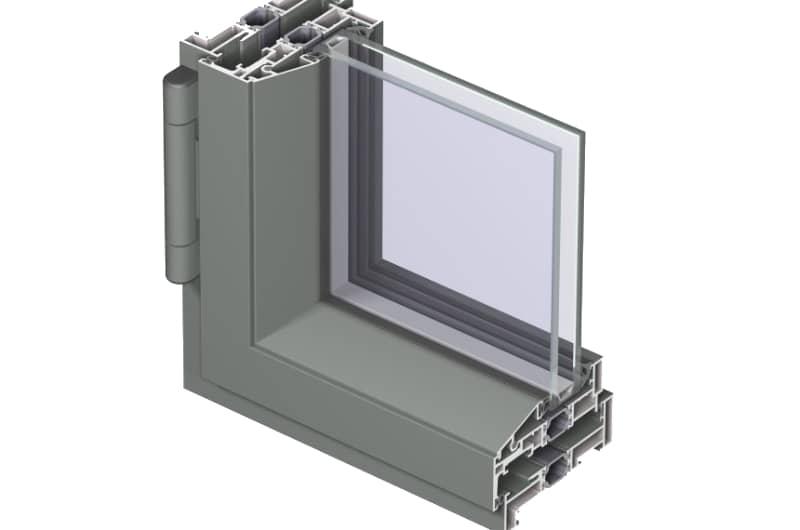 CS 24 SL windows