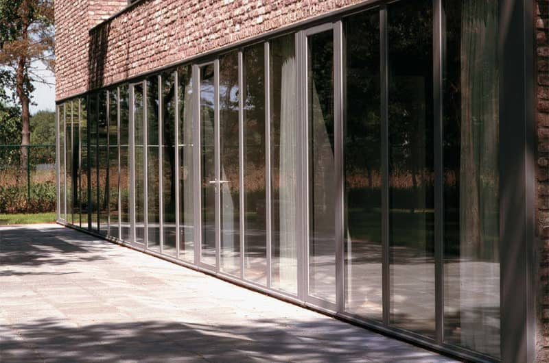 STEEL AND STAINLESS STEEL windows