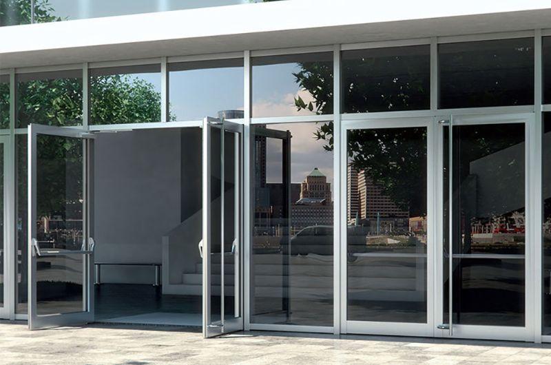 ADS 65 doors